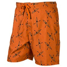 RedHead Kayaks Print Swim Shorts for Men