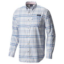 Columbia Super Harborside Woven Long-Sleeve Shirt for Men