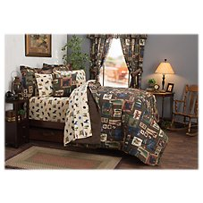 Bass Pro Shops The Lake Bedding Collection Bedding Set