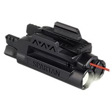 LaserMax Spartan Light & Laser Rail Mounted Laser Sight