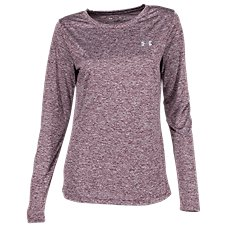 Under Armour Tech Twist Crewneck Long-Sleeve Shirt for Ladies