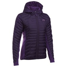 Under Armour ColdGear Reactor Hybrid Jacket for Ladies