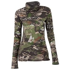 Under Armour Mid-Season Reversible Wool Base Top for Ladies