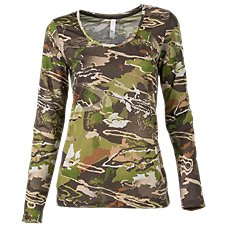Under Armour Early Season Long-Sleeve T-Shirt for Ladies