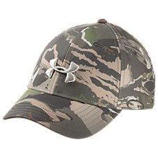 Under Armour Camo Snapback Cap for Ladies