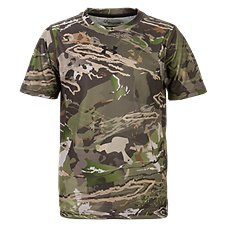 Under Armour UA Early Season Tech Short Sleeve Shirt for Youth