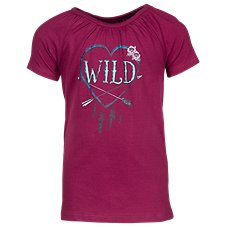 Bass Pro Shops Wild Raglan T-Shirt for Toddlers or Girls