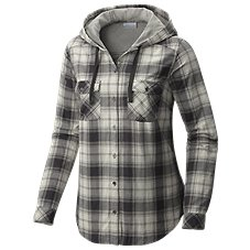 Columbia Times Two Hooded Shirt for Ladies