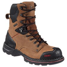 Rocky Work Maxx Waterproof Work Boots for Men