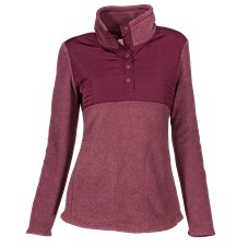 Ascend Trek Fleece Pullover for Ladies