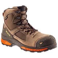 Irish Setter Kasota Waterproof Safety Toe Work Boots for Men