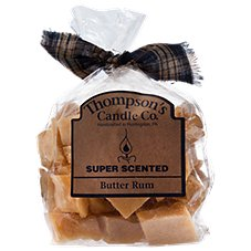 Thompson's Candle Co. Butter Rum Candle Crumbles Wax Melts