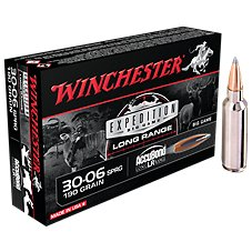 Winchester Expedition Big Game Long Range Centerfire Rifle Ammo