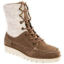 Sperry Azur Hatch Waterproof Suede Boots for Ladies