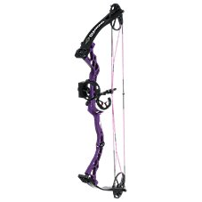 Diamond by Bowtech Atomic Compound Bow Package for Youth