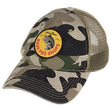 Bass Pro Shops Brown Derby Cap