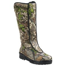 SHE Outdoor Bayou Waterproof Side-Zip Snake Boots for Ladies