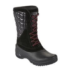 The North Face ThermoBall Utility Mid Insulated Waterproof Winter Boots for Ladies