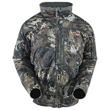 Sitka GORE OPTIFADE Concealment Waterfowl Timber Duck Oven Jacket for Men