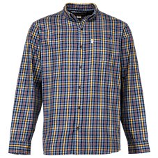 Bob Timberlake Mélange Plaid Shirt for Men