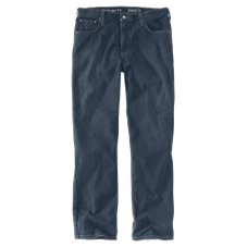 Carhartt Rugged Flex Relaxed Straight Jeans for Men