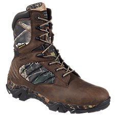 Wolverine Osage Scout Insulated Waterproof Side Zip Hunting Boots for Men