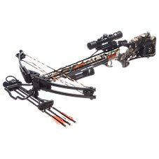 Wicked Ridge by TenPoint Invader G3 Crossbow Package with ACUdraw
