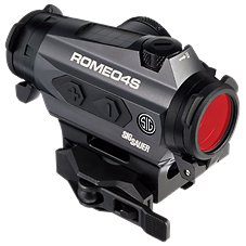 Sig Sauer Electro-Optics ROMEO4S Red-Dot Sight