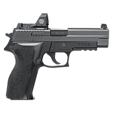 Sig Sauer P226 RX Semi-Auto Pistol with ROMEO1 Reflex Sight