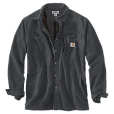 Carhartt Rugged Flex Rigby Fleece-Lined Shirt Jac for Men