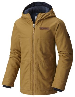 Columbia Loma Vista Hooded Fleece Lined Jacket for Boys | Bass Pro ...