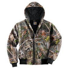 Carhartt TrueTimber WorkCamo Duck Active Jacket for Men