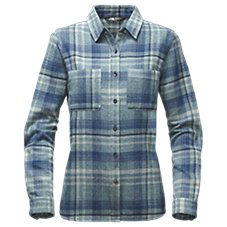 The North Face Willow Creek Flannel Shirt for Ladies