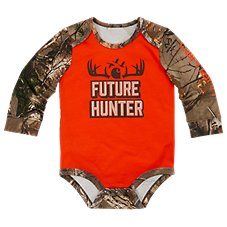 Carhartt Future Hunter Bodysuit for Baby Boys