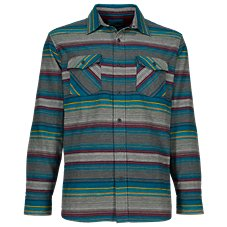 Ascend Double-Face Striped Shirt for Men