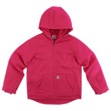 Carhartt Sherpa-Lined Redwood Jacket for Girls