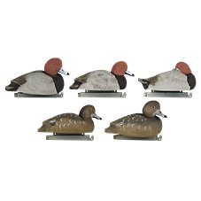 Tanglefree Flight Series Redhead Duck Decoys