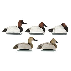 Tanglefree Flight Series Canvasback Duck Decoys