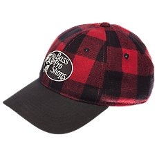 Bass Pro Shops Plaid Logo Cap