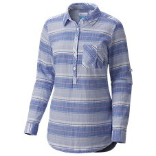 Columbia PFG Coral Springs II Woven Shirt for Ladies