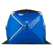Otter Outdoors XTH Pro 2-3 Person Cabin Hub Thermal Ice Shelter