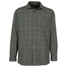 Ascend Yarn-Dyed Woven Long-Sleeve Shirt for Men