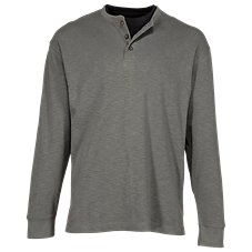 RedHead Workhorse Doubler Henley for Men