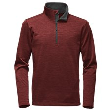 The North Face FlashDry Wool 1/4-Zip Pullover Shirt for Men