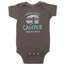 Bass Pro Shops Happy Little Camper Bodysuit for Babies
