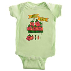 Bass Pro Shops Berry Cute Bodysuit for Babies