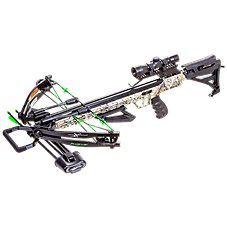 Carbon Express X-Force PileDriver 390 Crossbow Package