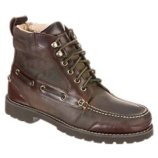 Bob Timberlake Cabin 6-Eye Boots for Men