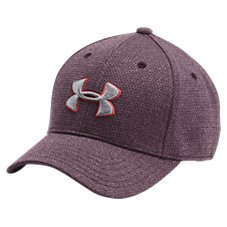 Under Armour Heathered Blitzing Cap for Boys