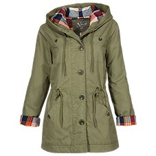 Natural Reflections Field Jacket for Ladies